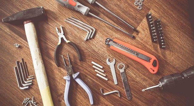Bild på verktyg